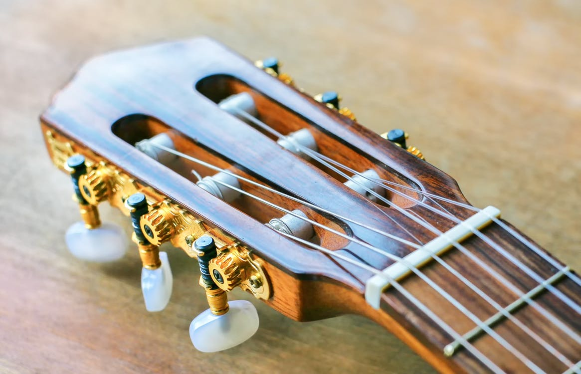 Free stock photo of guitar, music, musical instrument