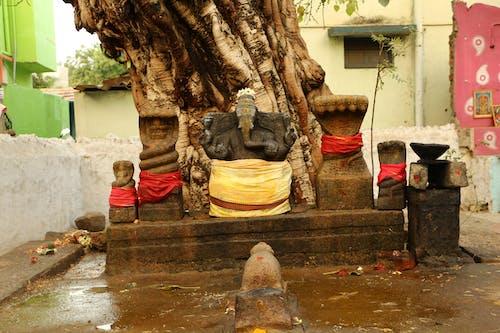 Бесплатное стоковое фото с индуистский храм, храм