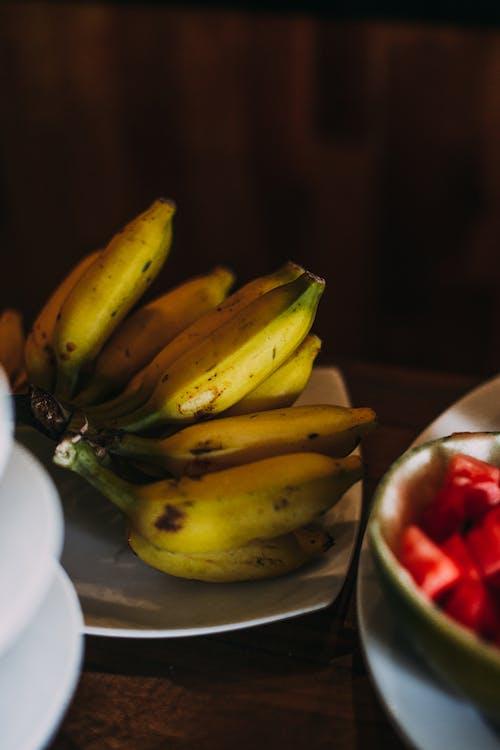Gratis arkivbilde med bananer, frisk, frukt