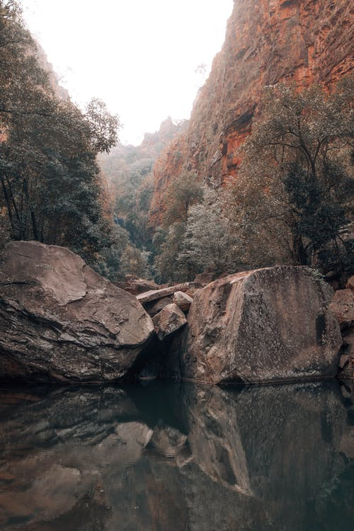 パーク, 屋外, 山, 岩の無料の写真素材