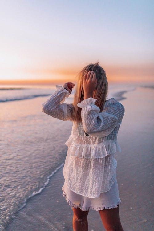 ビーチ, 余暇, 冬, 夏の無料の写真素材