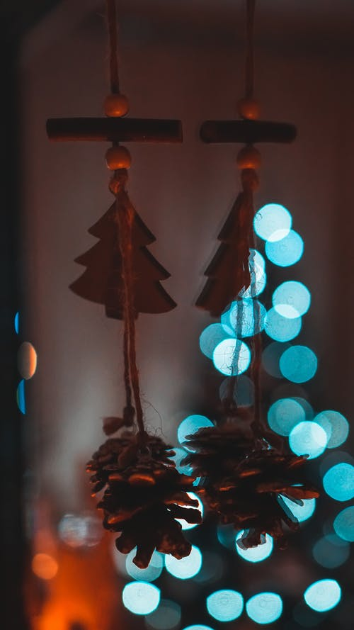 Free stock photo of abstract, blur, bokeh, chistmas vibes