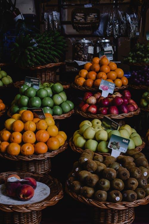 Mercado, Madeira, Portugal