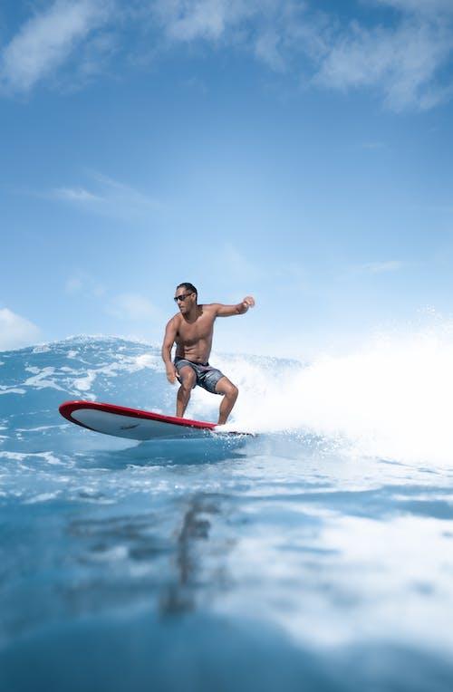 Δωρεάν στοκ φωτογραφιών με aqua, lifestyle, Surf