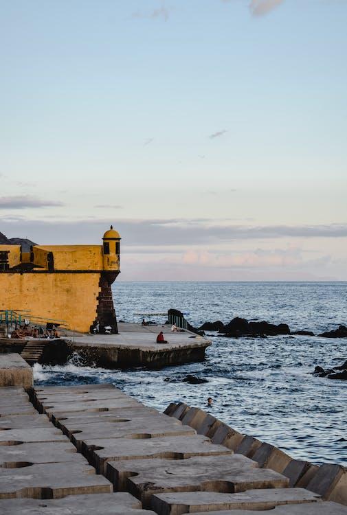 Forte de Santiago, Portugal, Maderia