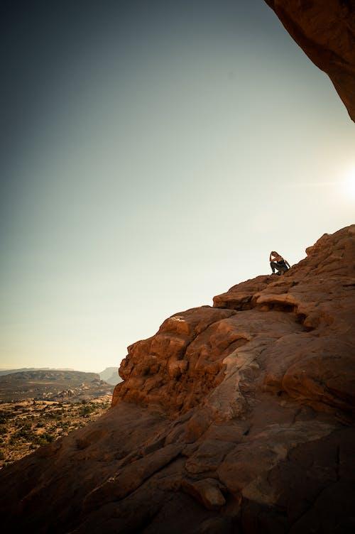 Základová fotografie zdarma na téma cestování, dobrodružství, hora, kámen