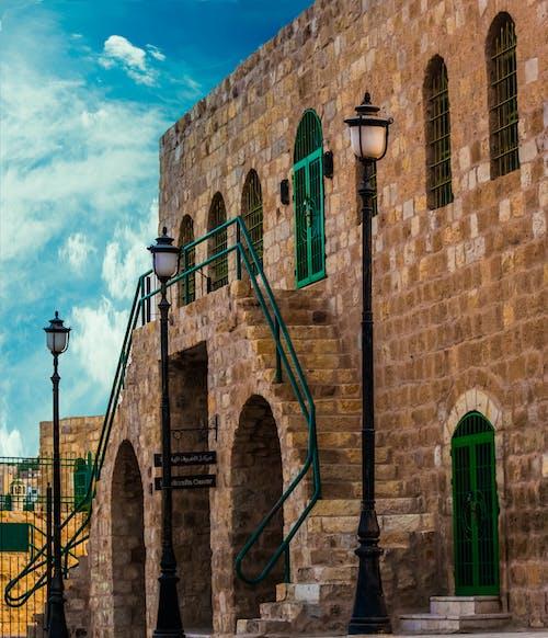 bina, kasaba, kemerler, Kent içeren Ücretsiz stok fotoğraf