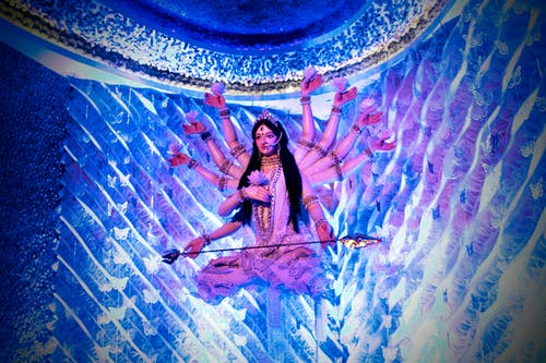 Free stock photo of no string attached, the stunning maa durga
