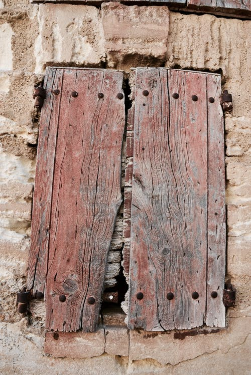 Free stock photo of antique, old house, window shutters
