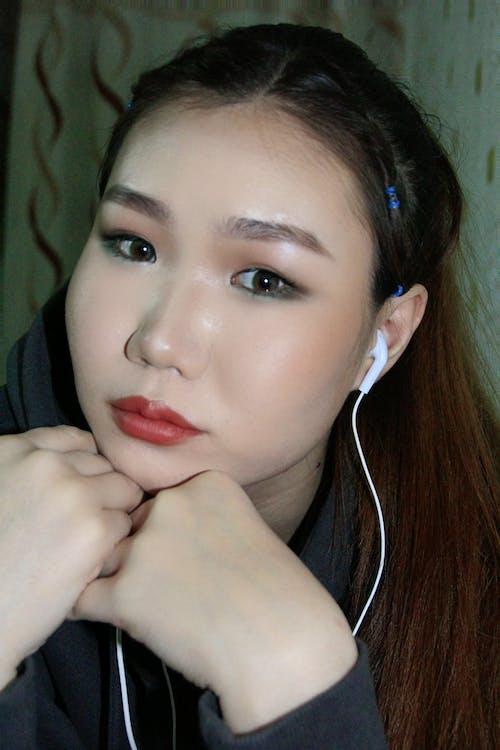 Free stock photo of asian, asian girl, mongolian
