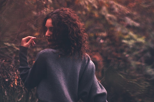 Free stock photo of person, woman, girl, sweater