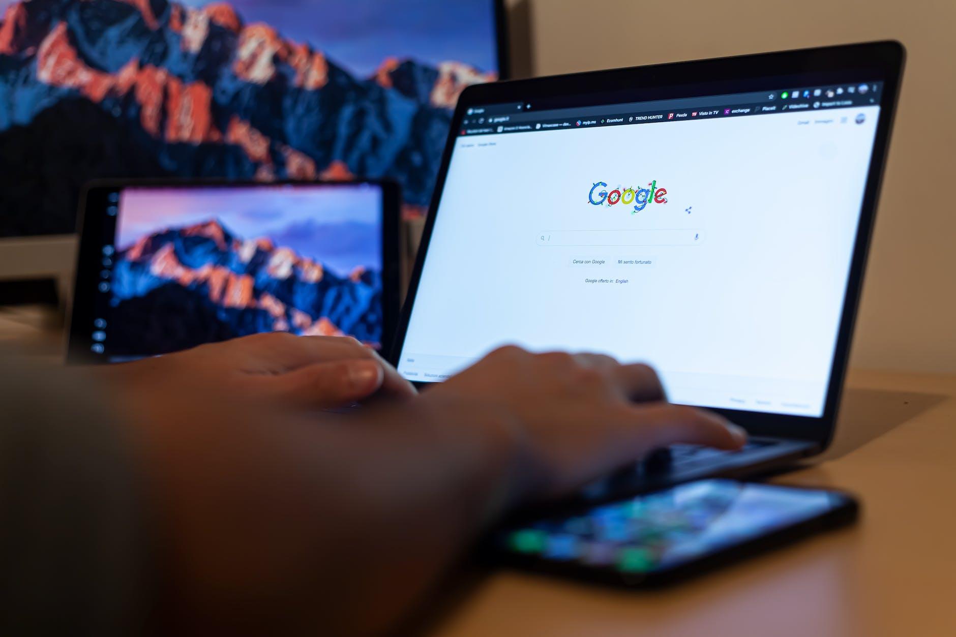 Quelques astuces pour référencer votre site web dans Google