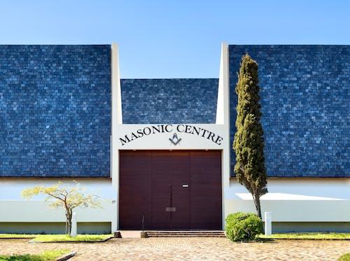 Free stock photo of architecture, Cape Town, masonic centre