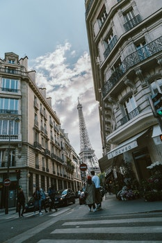 Free stock photo of city, eiffel tower, france, paris