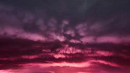 Foto d'estoc gratuïta de degradat, fov, núvols