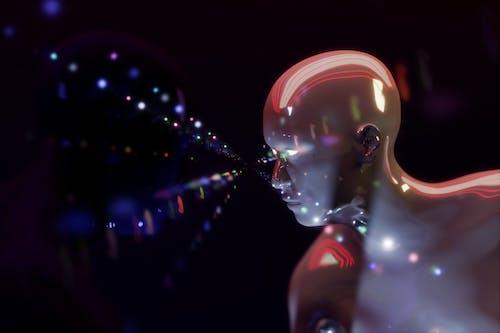 Foto stok gratis kecerdasan buatan, pembelajaran mesin