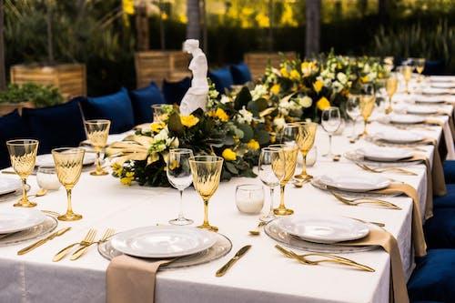 A Fancy Table Setting