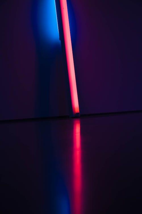 คลังภาพถ่ายฟรี ของ นิทรรศการศิลปะ, นีออน, ศิลปะ