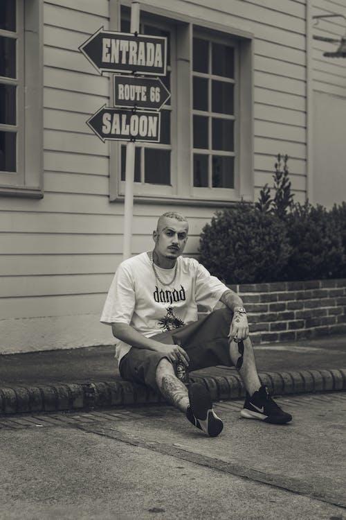 가수, 거리, 남자, 레크리에이션의 무료 스톡 사진