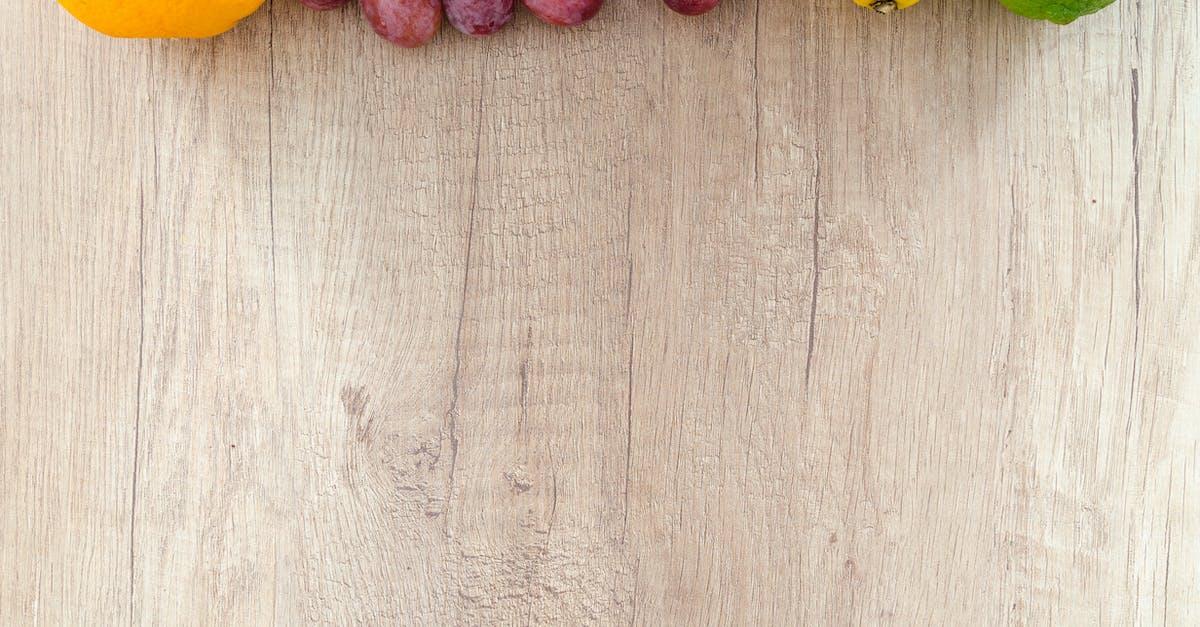 Простым карандашом, картинки на доске фрукты