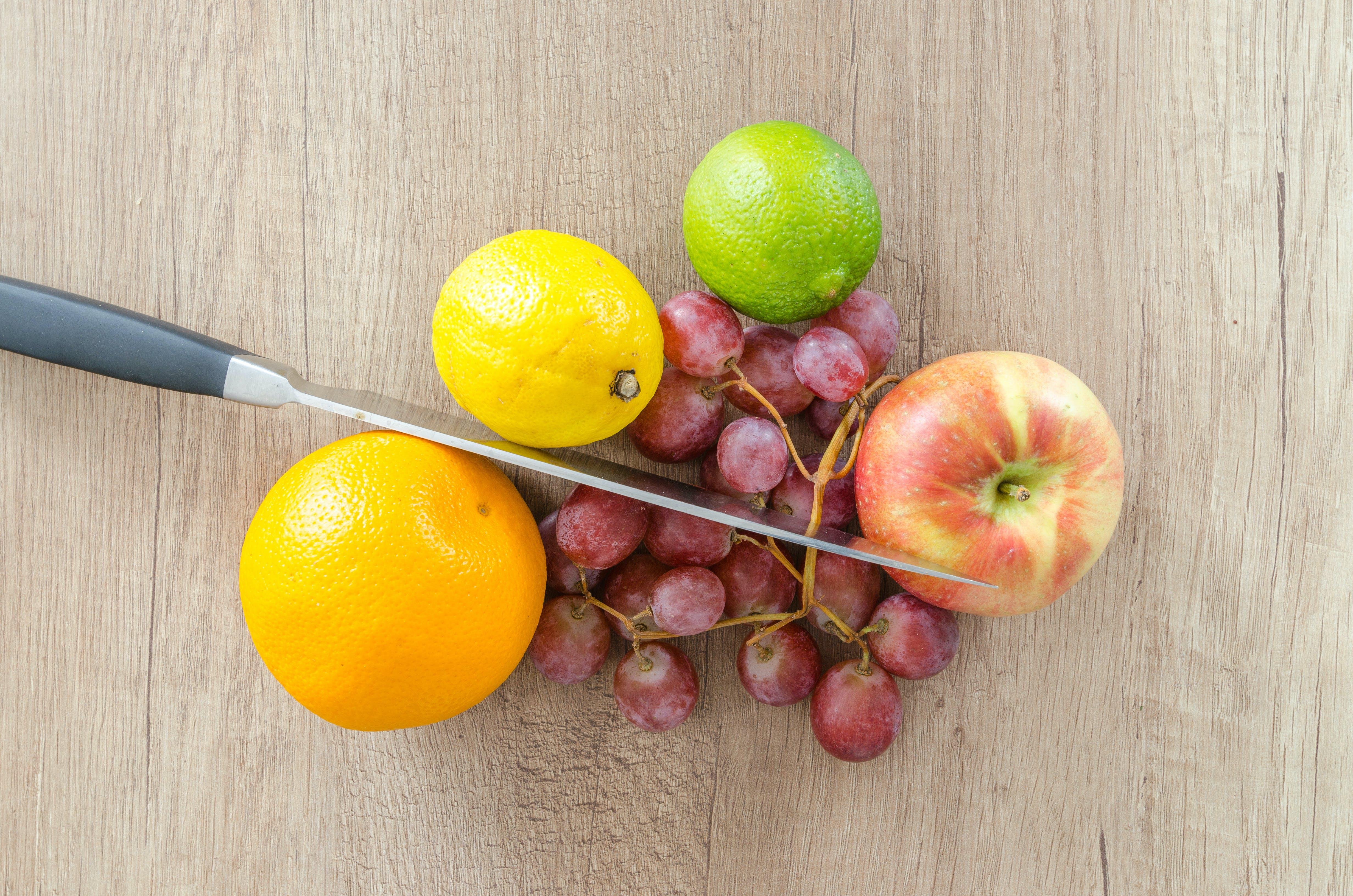 apple, citrus, citrus fruits