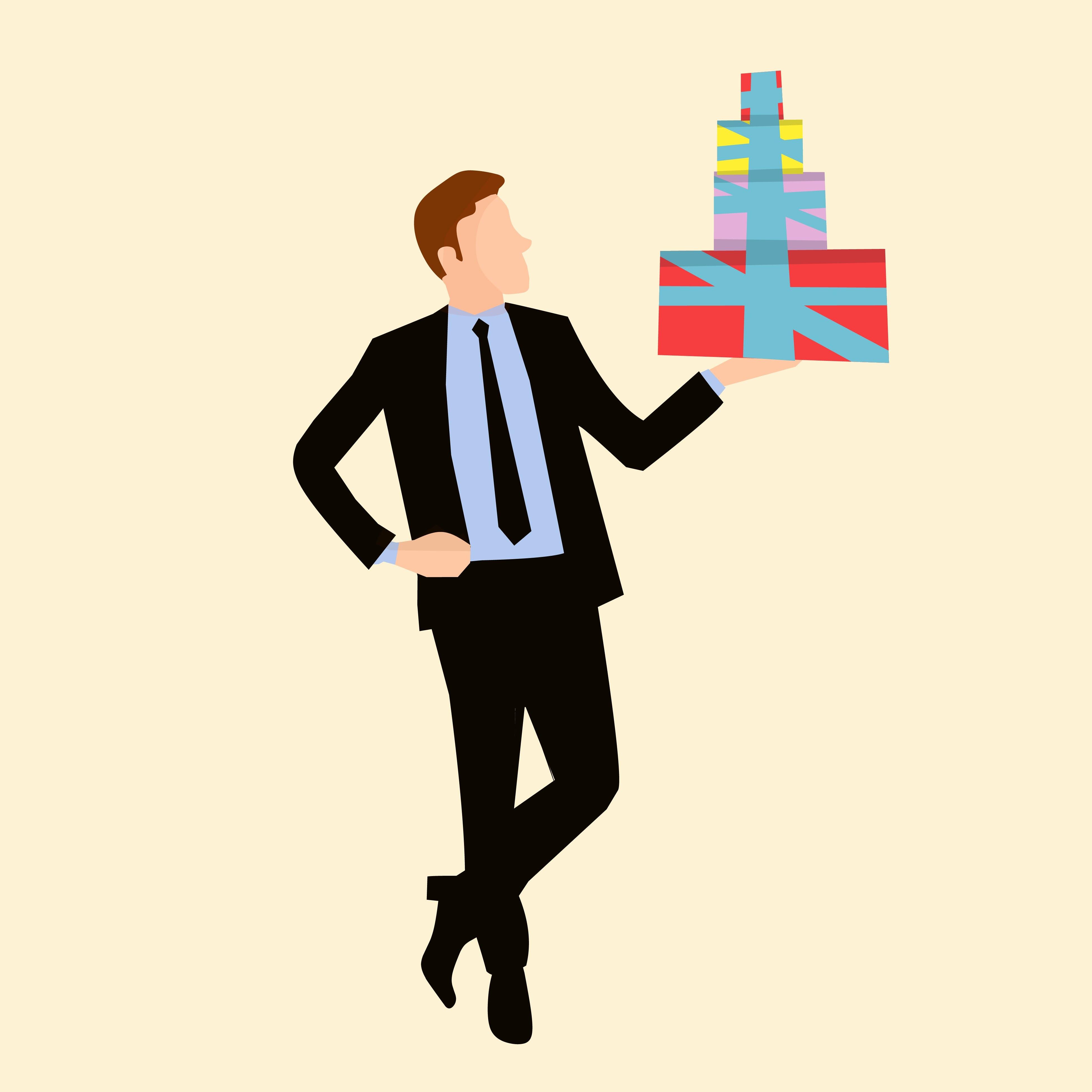 Free stock photo of box, business, businessman, celebrate