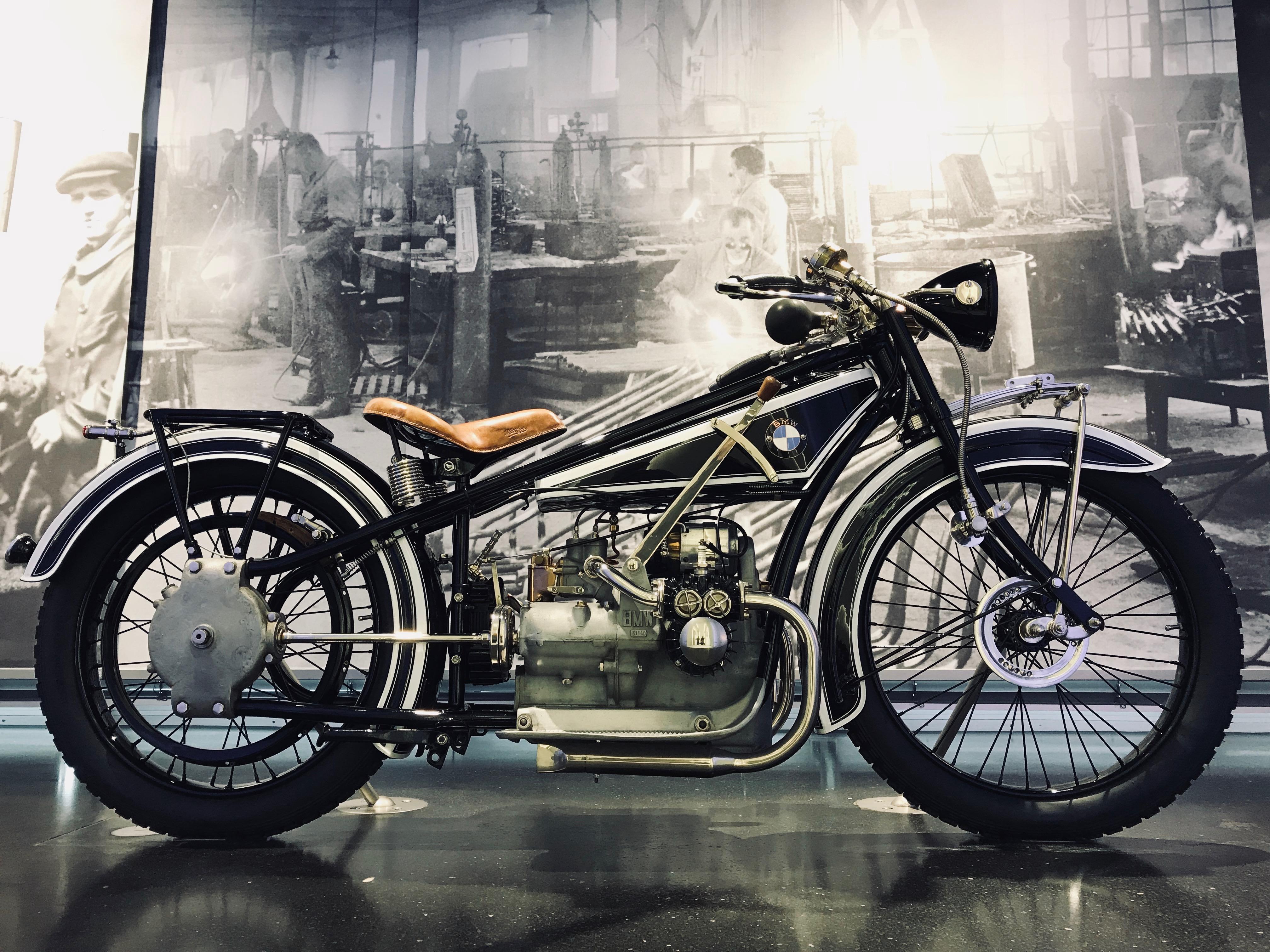 Foto Stok Gratis Tentang Antik Klasik Sepeda Motor