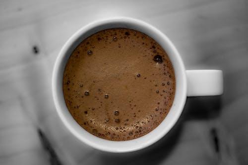 Kostenloses Stock Foto zu essensfotografie, heisses getränk, kaffee