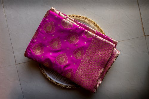 Free stock photo of saree