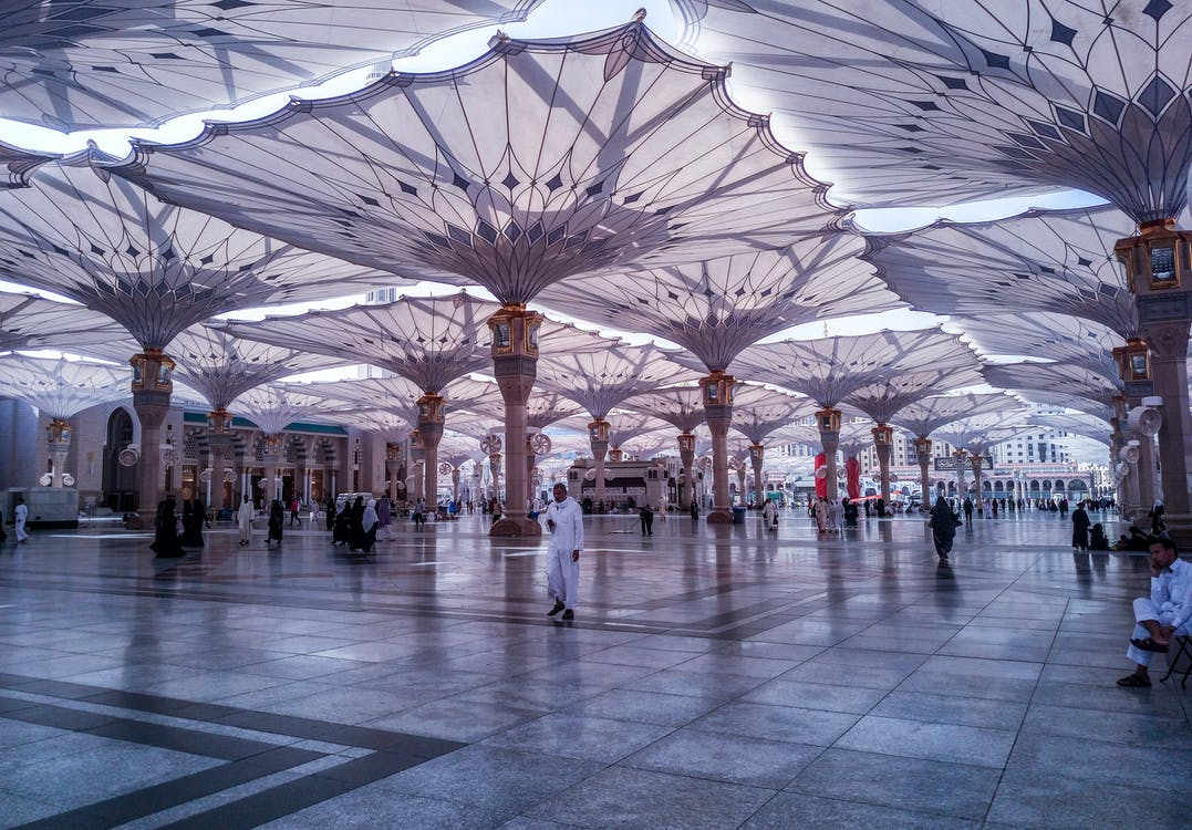 A beautiful place for living and working in Saudi Arabia.