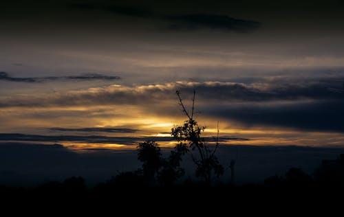 Free stock photo of after rain, beautiful sunset, cloudy sky