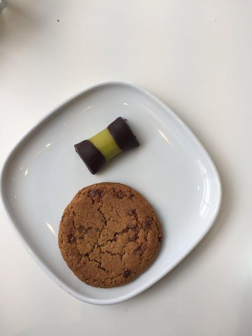 Free stock photo of cookie, food, minimal