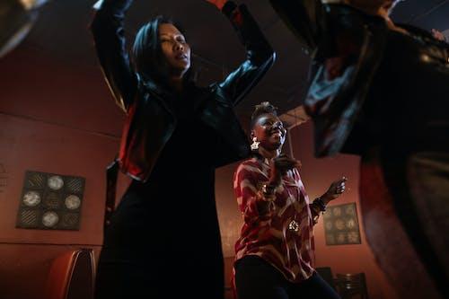 คลังภาพถ่ายฟรี ของ clubbers, rnb, การเต้นรำ