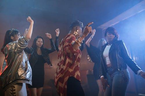 Gratis lagerfoto af dans, folk, glad