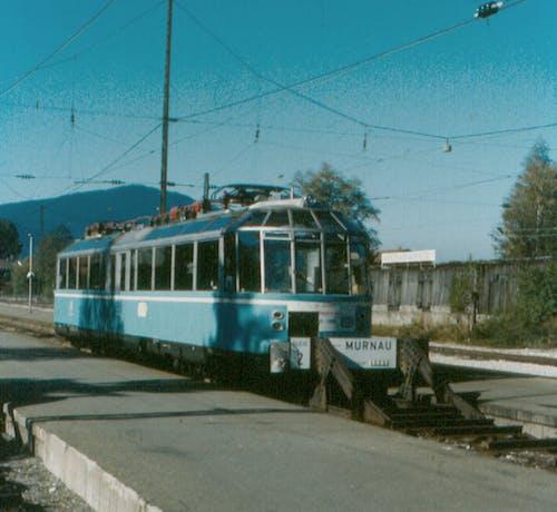 Free stock photo of analog, analog photography, Bavaria, blue