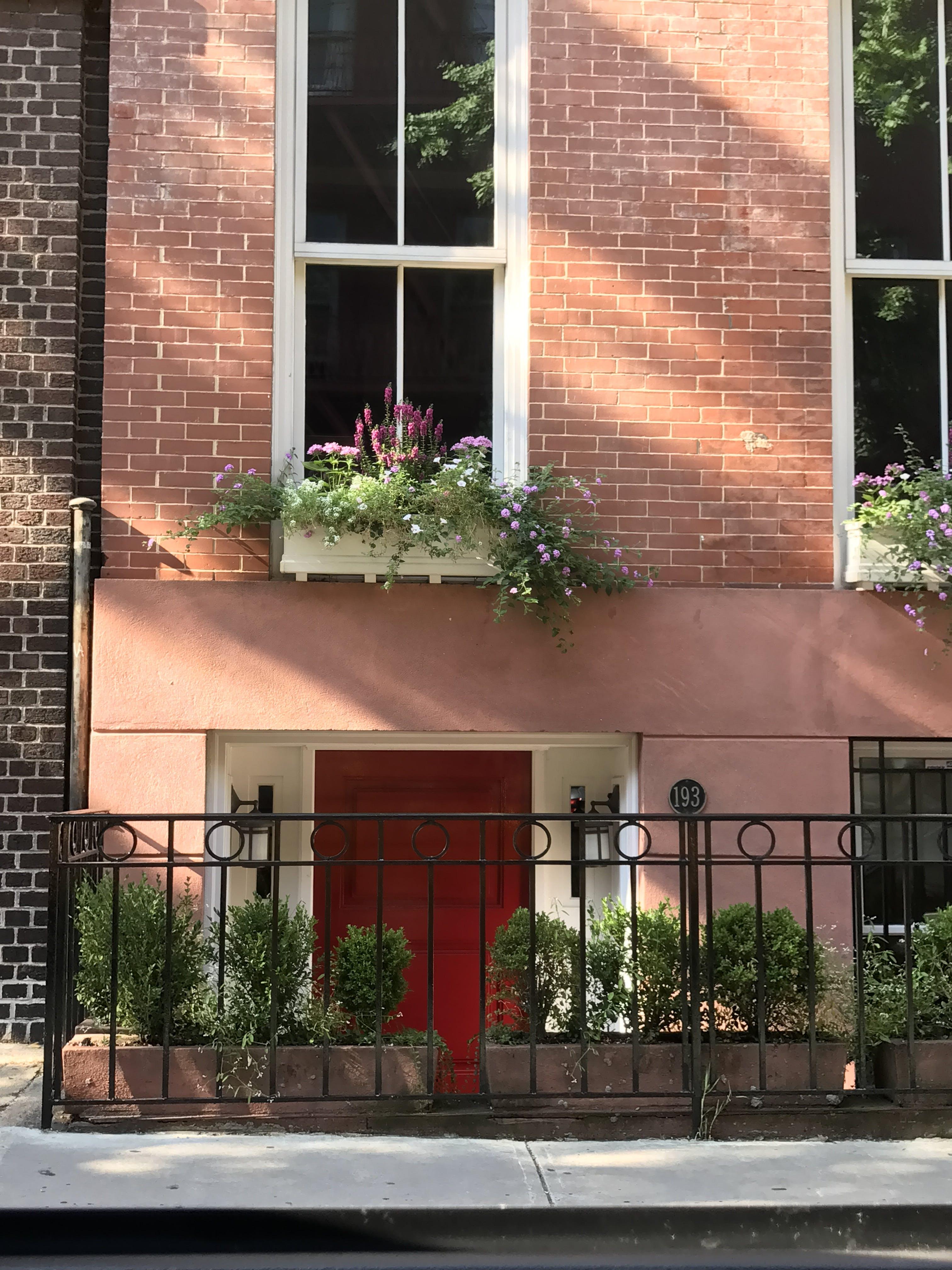 Free stock photo of red, manhattan, nyc, new york city