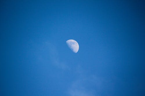 Immagine gratuita di cielo, giorno, luna
