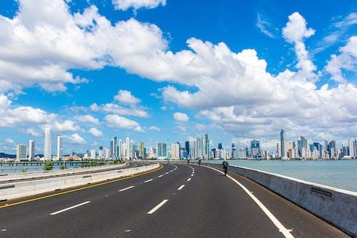 Foto stok gratis cakrawala kota, kaki langit, kota panama