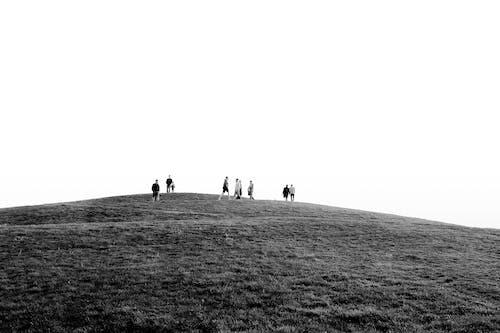 Gratis lagerfoto af bakke, belysning, bjerg