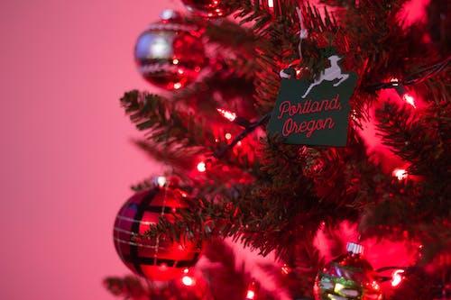 Free stock photo of christmas, Christmas atmosphere, christmas lights, Christmas ornaments