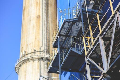 咖啡磨豆機, 塔, 工廠, 工業 的 免費圖庫相片