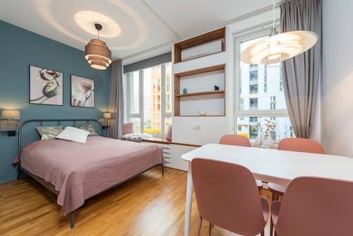 Imagine de stoc gratuită din acasă, apartament, aspect, atârnă