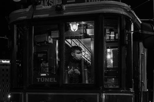 Бесплатное стоковое фото с остановка поезда, Стамбул, старый