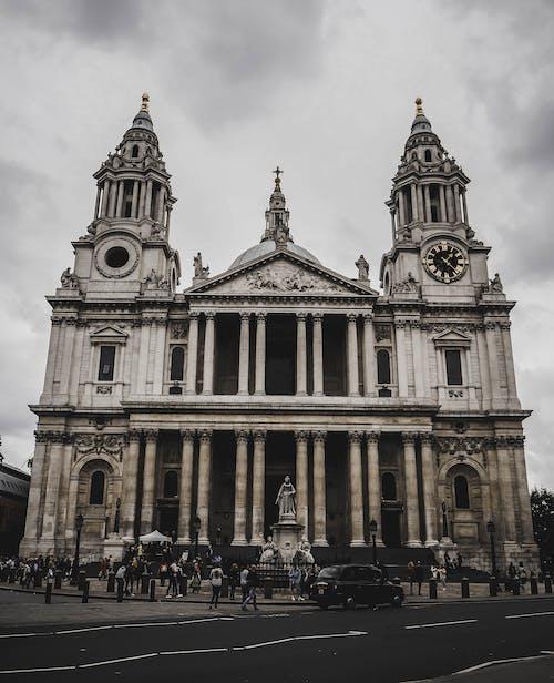 Foto profissional grátis de ao ar livre, arquitetura, barroco