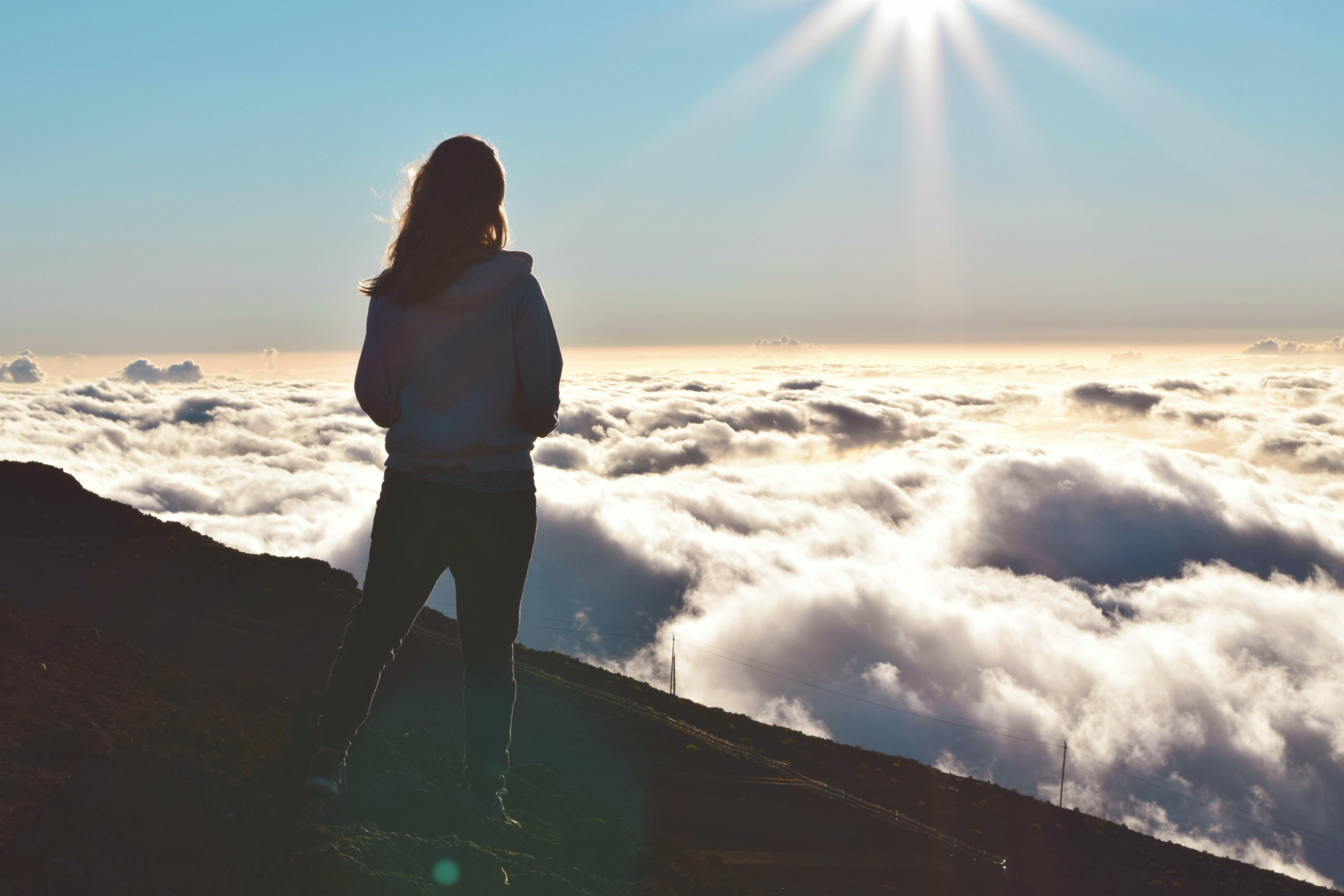 Fotos de stock gratuitas de amanecer, cielo, ligero, luz de día