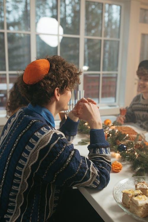 Foto d'estoc gratuïta de àpat, celebració, cultura jueva