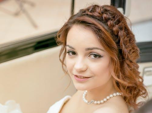 Безкоштовне стокове фото на тему «весілля, волосина, волосся»