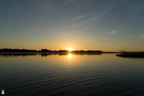 Immagine gratuita di acqua, acque calme, calma, cielo