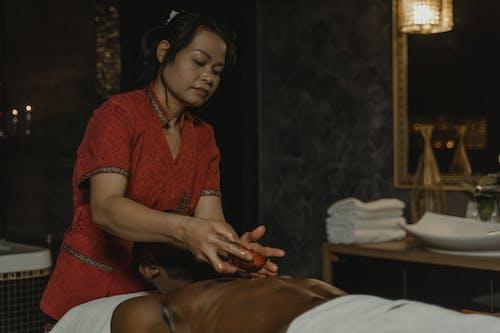 Fotos de stock gratuitas de aceite de masaje, asiática, balneario