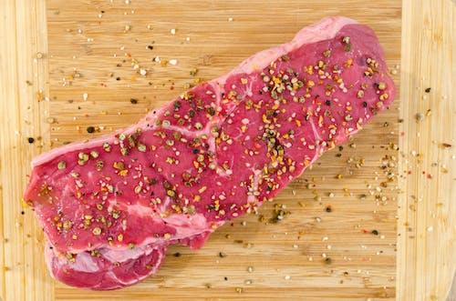 BBQ, 고기, 나무, 내부의 무료 스톡 사진